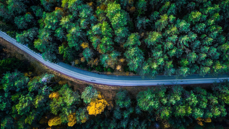 viaggio individuale con auto a noleggio